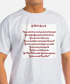 You Might Be a Reenactor If... T-Shirt