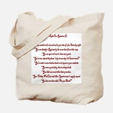 You Might Be a Reenactor If... Tote Bag