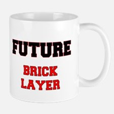 Future Brick Layer Small Small Mug