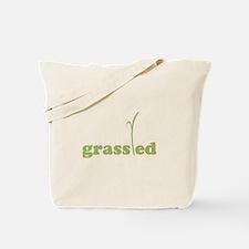 Grass Fed Organic Lifestyle Tote Bag