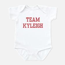 TEAM KYLEIGH  Infant Creeper