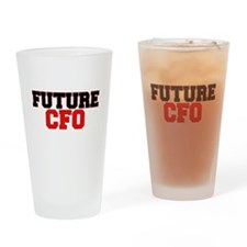 Future Cfo Drinking Glass
