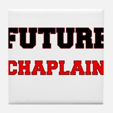 Future Chaplain Tile Coaster