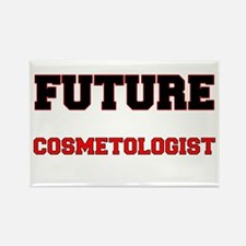 Future Cosmetologist Rectangle Magnet