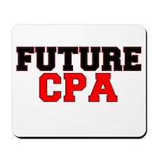 Future Cpa Mousepad