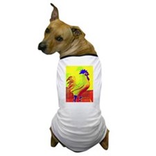 Rooster Dog T-Shirt