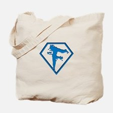 Robert Frost Logo (C) Tote Bag