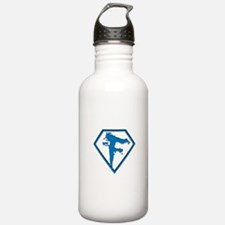 Robert Frost Logo (C) Water Bottle