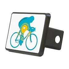Kazakhstan Cycling Hitch Cover