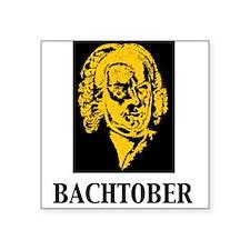 Bachtober Sticker