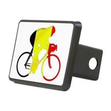 Belgian Cycling Hitch Cover