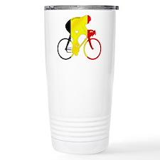 Belgian Cycling Travel Mug