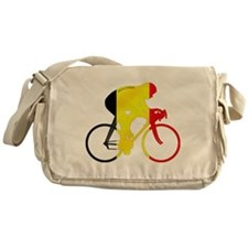 Belgian Cycling Messenger Bag