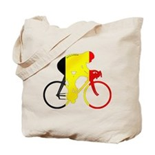 Belgian Cycling Tote Bag