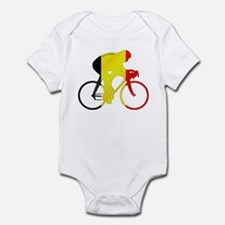 Belgian Cycling Infant Bodysuit