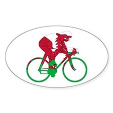 Wales Cycling Decal