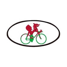 Wales Cycling Patches