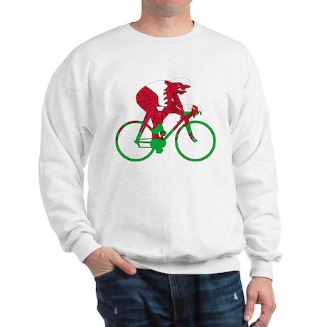 Wales Cycling Sweatshirt