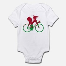 Wales Cycling Onesie