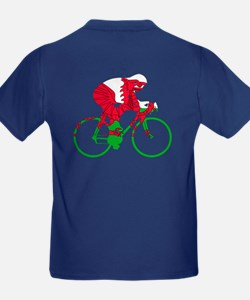 Wales Cycling T