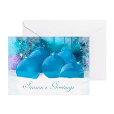 Season's Greetings Business Christmas C (Pk of 20)