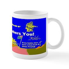 Military Mothers Day Mug