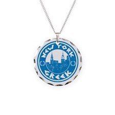 New York Greek American Necklace