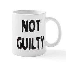 NOT GUILTY Mug