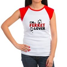 Im a Ferret Lover T-Shirt