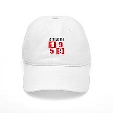 Established 1959 Baseball Baseball Cap
