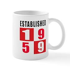 Established 1959 Mug