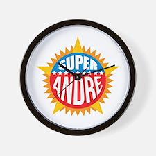 Super Andre Wall Clock