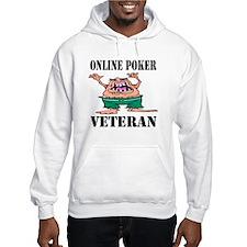 Unique Poker aparrel Hoodie