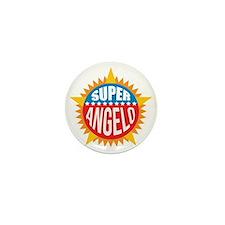 Super Angelo Mini Button