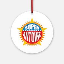 Super Antoine Ornament (Round)