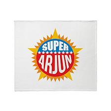 Super Arjun Throw Blanket