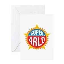 Super Arlo Greeting Card