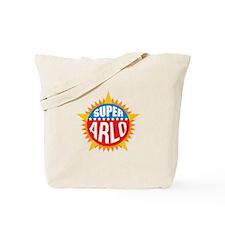 Super Arlo Tote Bag