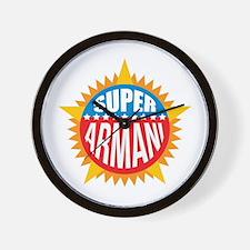 Super Armani Wall Clock