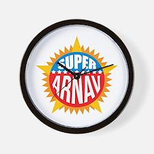 Super Arnav Wall Clock