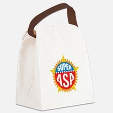 Super Asa Canvas Lunch Bag