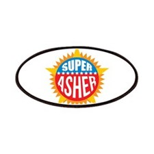 Super Asher Patches