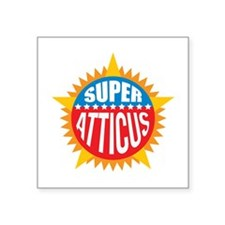 Super Atticus Sticker