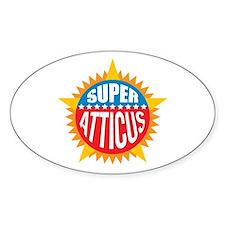 Super Atticus Decal