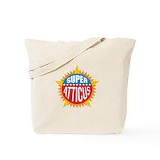 Super Atticus Tote Bag