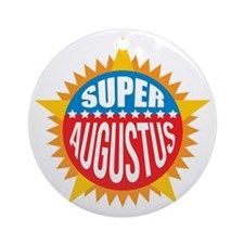 Super Augustus Ornament (Round)