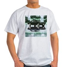 68' Chevy SS Camero/Organic Cotton Tee T-Shirt