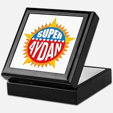 Super Aydan Keepsake Box