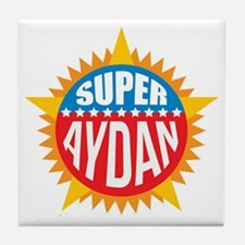 Super Aydan Tile Coaster