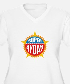 Super Aydan Plus Size T-Shirt